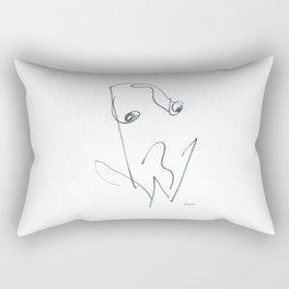 Demeter Moji d7 3-2 w Rectangular Pillow