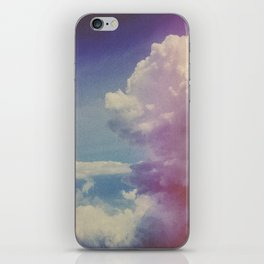 Dream of Clouds iPhone Skin