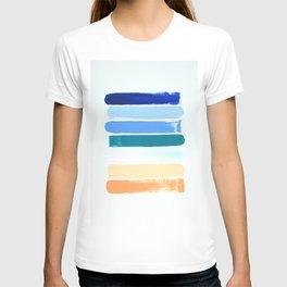 Beach Stripes T-shirt