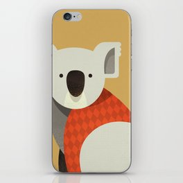 Hello Koala iPhone Skin