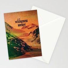 Wilderness Seeker Stationery Cards