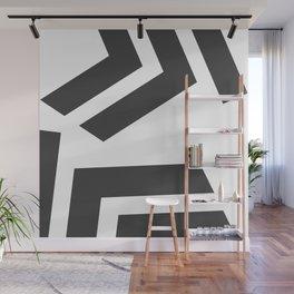 Fragment 01B Wall Mural
