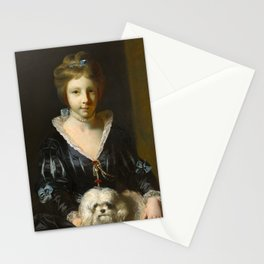 "Sir Joshua Reynolds ""Miss Beatrix Lister, 1765"" Stationery Cards"