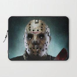 Jason Voorhees Laptop Sleeve