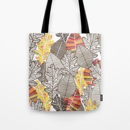 autumn leves Tote Bag