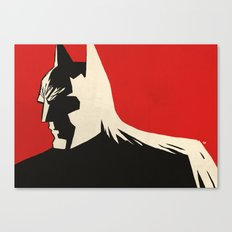 Bat Noir Canvas Print