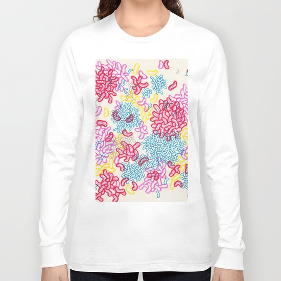 Party Painting Long Sleeve T-shirt
