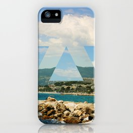 cannes twist.  iPhone Case