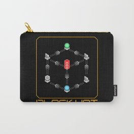 Deus Ex - Black Hat Carry-All Pouch