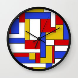 Inspired by a Bus Wall Clock