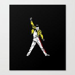 Queen Pop Art Canvas Print