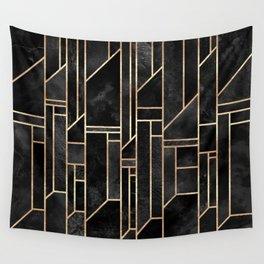 Black Skies Wall Tapestry