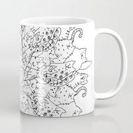 Catmandala Coffee Mug