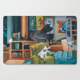 Frasier's apartment Cutting Board