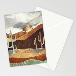 Patina Desert Stationery Cards