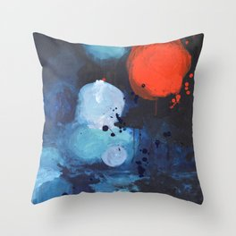 Nocturne No. 2 Throw Pillow