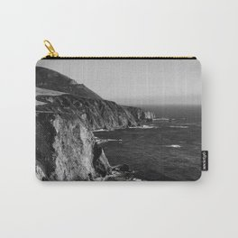 Monochrome Big Sur Carry-All Pouch
