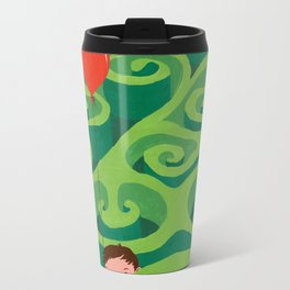 The Maze Travel Mug