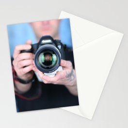 canon fan Stationery Cards