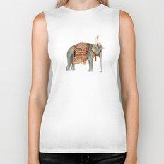 Elephant Ride Biker Tank
