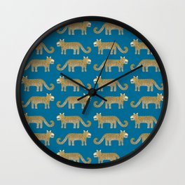 Jaguar Evenings Wall Clock