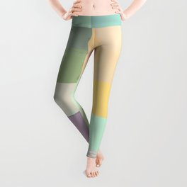 Abstract Geometry No. 16 Leggings