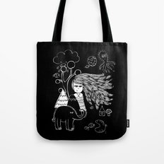 I'm Feeling Weird Tote Bag