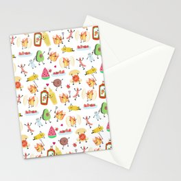 cookout Stationery Cards