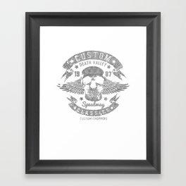 DeathValley Framed Art Print