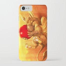 Cherry Guard - happy iPhone Case