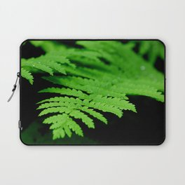 Where The Green Fern Grows Laptop Sleeve
