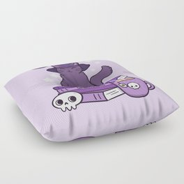 Feline Familiar 02 Floor Pillow