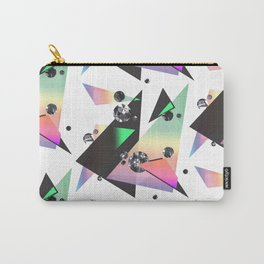 Multicolor Orgasm Carry-All Pouch