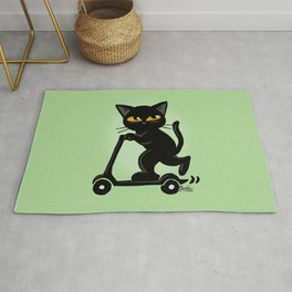 Go fast Rug
