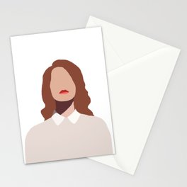 Born To Die (Deluxe) Simple Design Stationery Cards