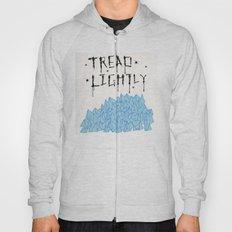 tread lightly - walter white Hoody