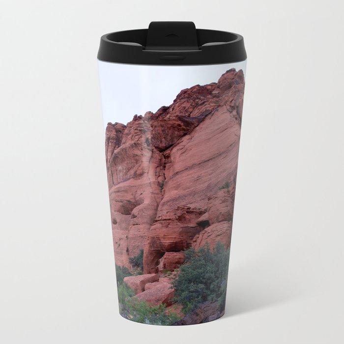 Snow Canyon - Ivins, Utah Metal Travel Mug