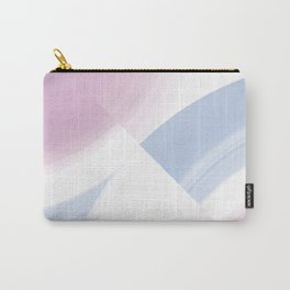 Pastel Circular Color Splash Carry-All Pouch