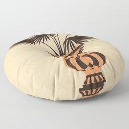 Greco Roman Vase Floor Pillow
