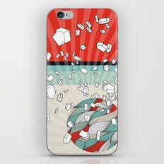 The right direction of life iPhone & iPod Skin