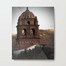 Purely Peruvian Metal Print