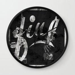 FINE Wall Clock