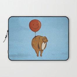Float On, Bear, Float On Laptop Sleeve