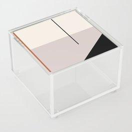 abstract minimal 28 Acrylic Box
