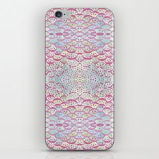 scales and dots iPhone & iPod Skin