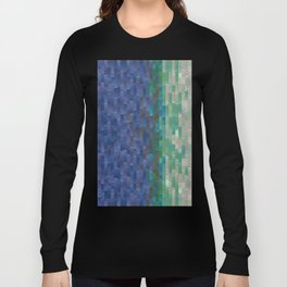 We out here w these waves Long Sleeve T-shirt