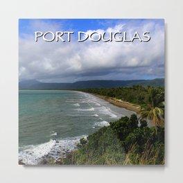 Four Mile Beach, Port Douglas, QLD Australia Metal Print