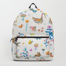 small world Backpack