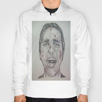 american psycho Hoodies featuring American Psycho by A.H.