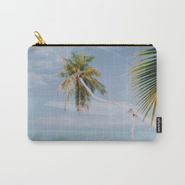 a palm tree vii Carry-All Pouch